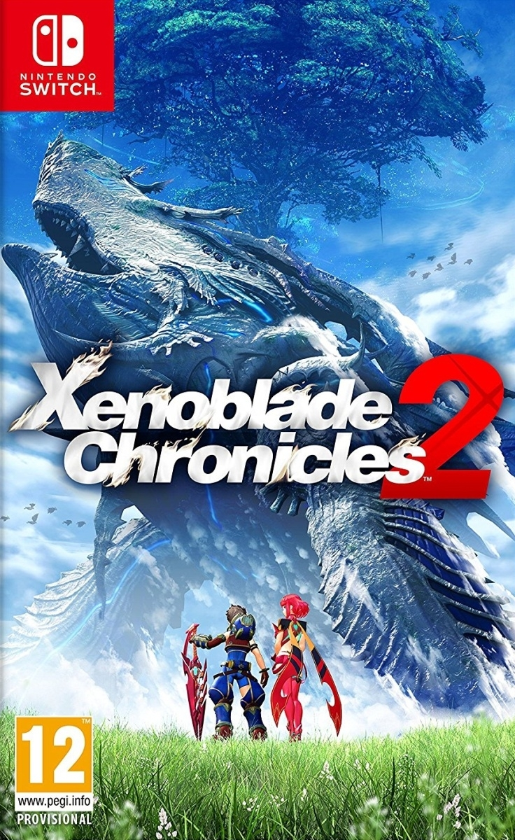 Xenoblade Chronicles 2 Nintendo Switch (BLACK FRIDAY)